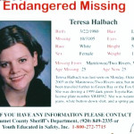 Exhibit 10 - missing person poster