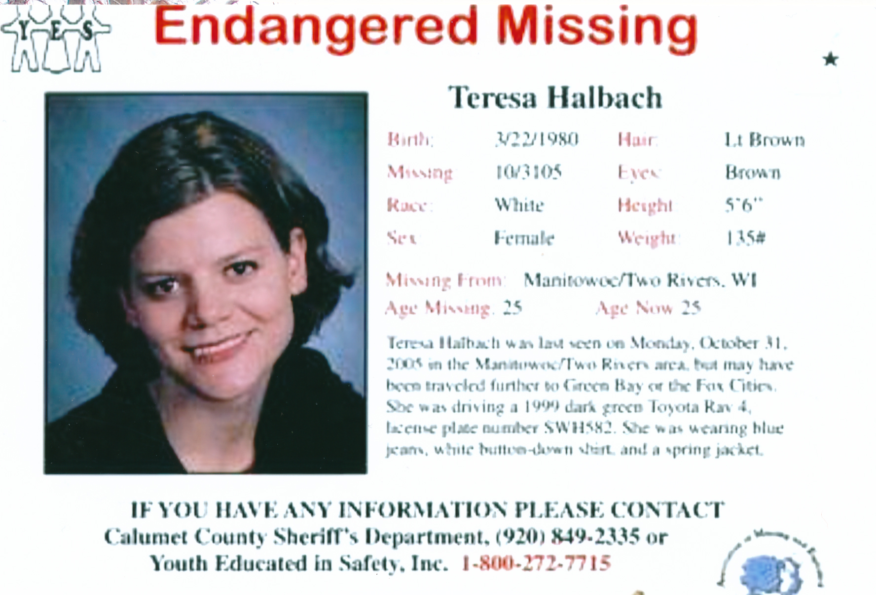 Http://www.stevenaverycase.org/wp Content/uploads/2016/02/Exhibit 10 Missing  Person Poster  Missing Person Flyer