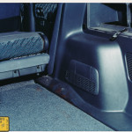 Exhibit 12 - RAV4 rear interior